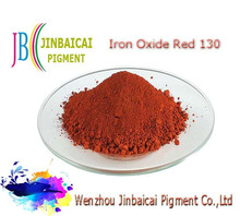 Factory derectly sell Iron Oxide Red 130 for Concrete and Paint