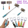 2015 Mini Cable Selfie Stick For iOS and Most Android Phones No Bluetooth No Battery