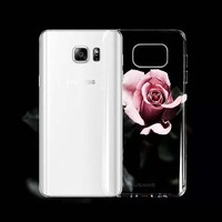 Ultra Thin Premium transparent Lightweight / Exact Fit / NO Bulkiness Soft tpu Case for Galaxy Note 5
