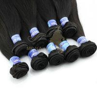 natural color silky straight wave brazilian virgin hair