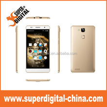 High quality 5.5 inch QHD screen MTK6572 dual core in stock mobile phone