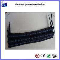 Multi Cores PU Coiled Spiral Cable