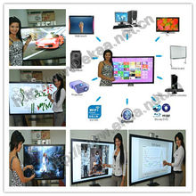 LED TV FHD Top-Quality Professional manufacture lcd multi touch screen smart tv/ EKAA 65inch interactive touch whiteboard
