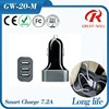 over voltage protect quick cell phone super car charger for sumsang
