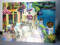 DGT hot sale UV1313 (1440dpi*720dpi)best ceramic tile printer price,easy to control and safe print