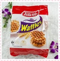 uncle pop leisure snack,300g Waffles cracker
