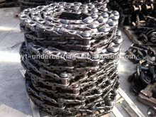Hitachi excavator parts track link EX100 for E140 SH120 EX120-2/3/5