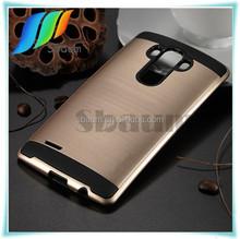 NEW!!!for LG G4 hybrid case phone cover, for LG G4 armor hard shell case