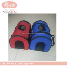 38*22*23cm wholesale fashion dog bag pet carrier carry tote bag for pets (PB-012) from shenzhen factory