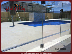 factory directly high security child safety pool fence