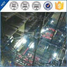 Tower automatic vertical lifting rotary parking system