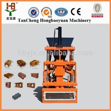 hby1-10 / wt1-10 full automatic clay solid bricks making machine best selling in Chile