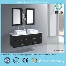 small prefab double sink vanity top for bathrooms