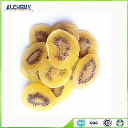 all kinds of dried fruits High quality natural color freeze kiwi fruit