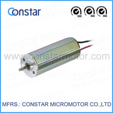 4200rpm PM long life precision coreless motor,low price industrial automation dc motor