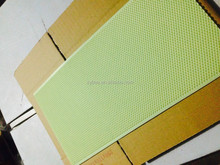 plastic comb foundation sheet which is used for a long time
