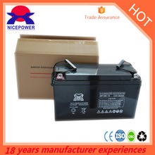 OEM service VRLA battery 12V 150AH ---- FACTORY directly sell