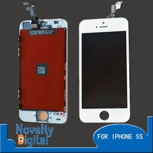 original phone screen part 5S cell phone touch screen for iphone