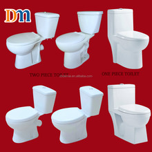 chinese one piece toilet bowl price, with matching washbasin with pedestal