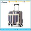 hot sale trolley luggage bag pu luggage bag 16 inch trolley luggage