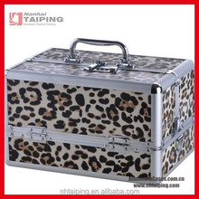 Leopard Print Makeup Cases Cosmetic Make up Box Alibaba China