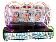 2015 new arrival tickets out indoor amusement mall high quality street crazy machine basketball