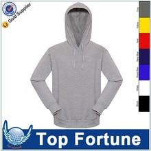 Graue pullover pullover sweatshirts, abgeschnitten top hoodie, männer stilvolle hoodie