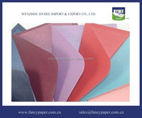 Pearlescent Paper Envelope with Wedding Invitation Card