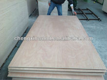 Bintangor okoume face and back plywood with CARB P2