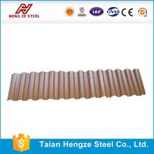 Prepainted galvanized corrugated steel sheets/ Prepainted roofing sheets/ Cured color sheets for roof