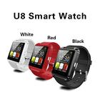 Melhor presente U8 bluetooth relógio inteligente se conectar com telefone inteligente com preço de atacado