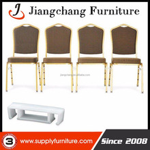 Factory Price Iron Modern Hotel Banquet Chair JC-L57