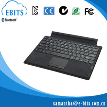 High quality backlit removable tablet bluetooth keyboard for window8 with good price
