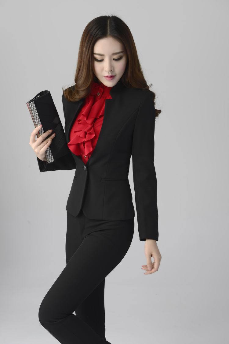 Beautiful  Dress Pant Suits For Women Other Photos To Dress Pant Suits For Women