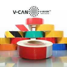 DOT-C2 Reflective Tape, Reflective Markings, Conspicuity Tape,FMVSS 108 HI-INT-180012