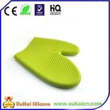single color silicone oven glove