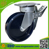 High quality industrial heavy duty cart wheels pu caster wheel