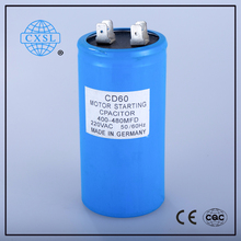 Most Popular AC Run CD60B Motor Capacitor