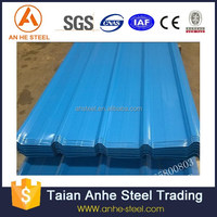 Best price color Roofing sheet/Zinc roof sheet/Roof Tile from China building construction material Manufactutrer