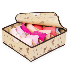 Eco-Friendly Foldable Storage Box For Bra