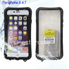 2015 new products waterproof case ,for iphone6 waterproof phone case, for iphone 6 waterproof case