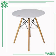 Yasen Houseware Outlets Dining Table Rubber Wood,Korean Dining Table,Oem Design Modern Dining Table Set