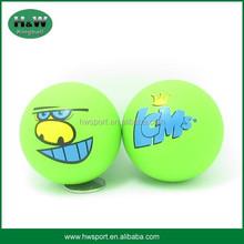 60mm rubber super high bounce ball