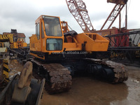 Halfnew famous Japanese brand Hitachi KH180-2 crane for sale in shanghai, China