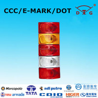 Bus parts supplier volvo tail light