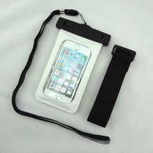 Waterproof Protective PVC Bag w/ Strap + Armband for Iphone 6 samsung galaxy S6