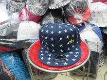 2014 The most popular new fashion five-pointed star pattern baseball cap
