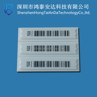 Hongtaianda Anti-theft EAS DR Labels/EAS am anti shoplifting DR label in good quality