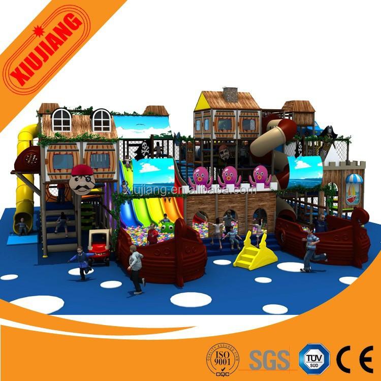 Nice design indoor playground children 39 s soft play area for Indoor play area for sale