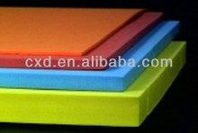 Statifc- livre de folha de eva, eva material bruto, eva folha de espuma, vários tamanhos estão disponíveis